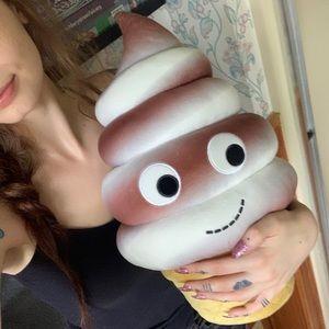 Yummy World Chocolate Swirl Ice Cream Plushie Toy